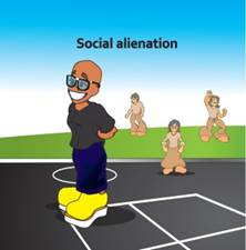 Social Alienation Bullying