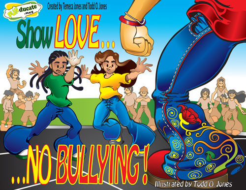 image for FUNducate Show Love No Bullying Books Images