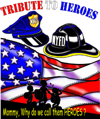 Tribute to Heroes Book Series